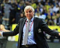 """Obradovic: """"Sezonun en kötü maçlarından biriydi"""""""
