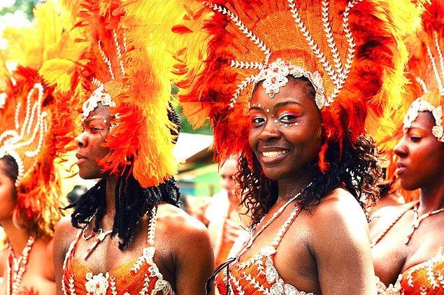 4. Jamaika 'da herhangi randevunuza 10 dakka ile 50 dakka arası geç kalırsanız , telaşlanmayın !