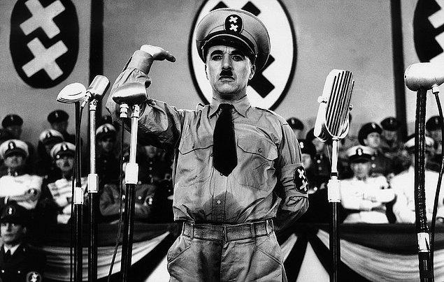 9. Büyük Diktatör (1940)  | IMDb 8.4