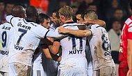 Fenerbahçe Tek Golle 3 Puanı Aldı