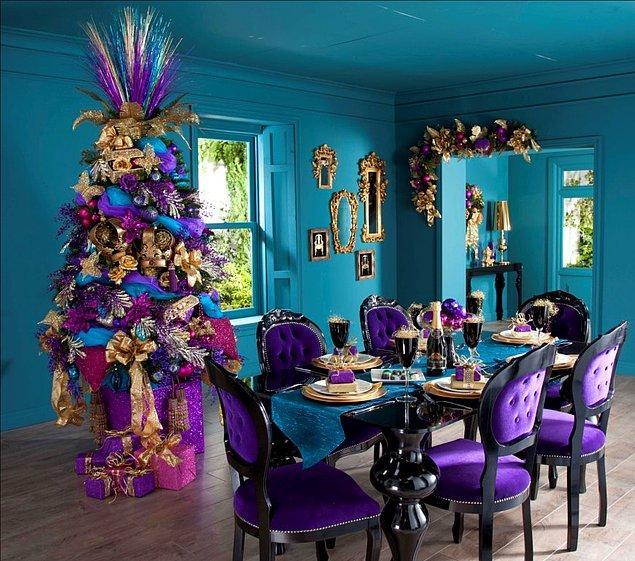 4. Benim ağacım da benim renklerimi taşımalı diyorsanız bu öneri tam size göre.