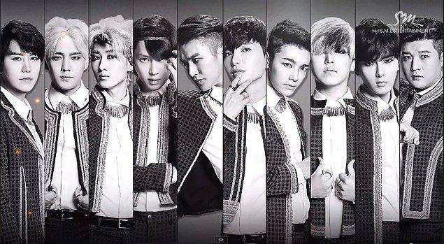 1- Super Junior