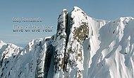Dünyanın En Çılgın Kayakçısının Adrenalin Dolu Atlayışı