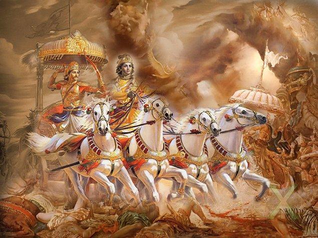 1. Mahabharata nedir?