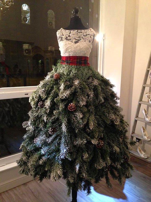 Moda bir sektörse tabi ki de kendi ağaç tasarımı olacak .
