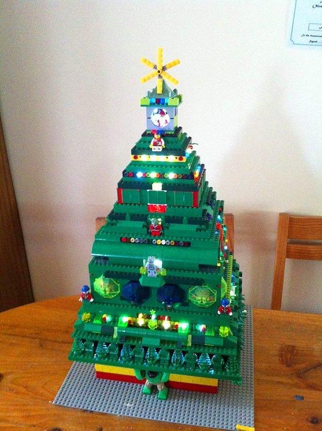 Lego ile yapılamayan bir şey kaldı mı ?