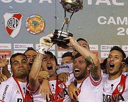 Güney Amerika Kupası River Plate'in