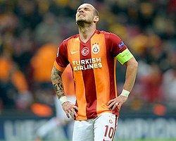 Sneijder'ın Menajeri Galatasaray'ı Yerden Yere Vurdu!