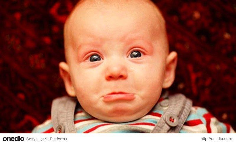 Bebeğin Strese Tepkisi Ağlamak