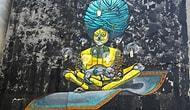 Kadıköy'ün Duvar Resimlerine Can Veren Sanatçıdan 10 Yaratıcı GIF