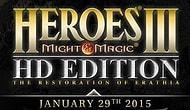 Bir Efsane Daha Geri Geliyor: Heroes III HD