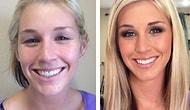 Makyajla Gelen 23 İnanılmaz Değişim