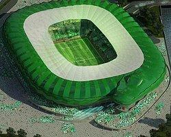 Timsah Arena'nın Açılış Maçına Real Madrid Davet Edildi