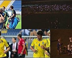 Türkiye'de Stadyum Rezaleti