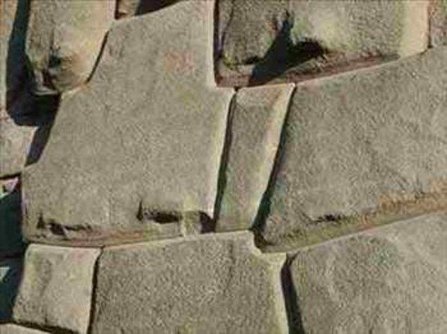 16. Harçsız taş set