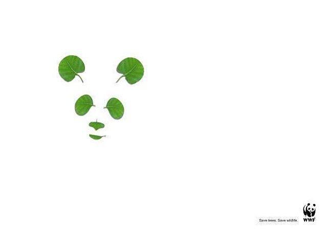 26. WWF | Ağaçları koru, vahşi yaşamı kurtar.