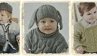 Kız ve Erkek Bebek Hırka Örnekleri
