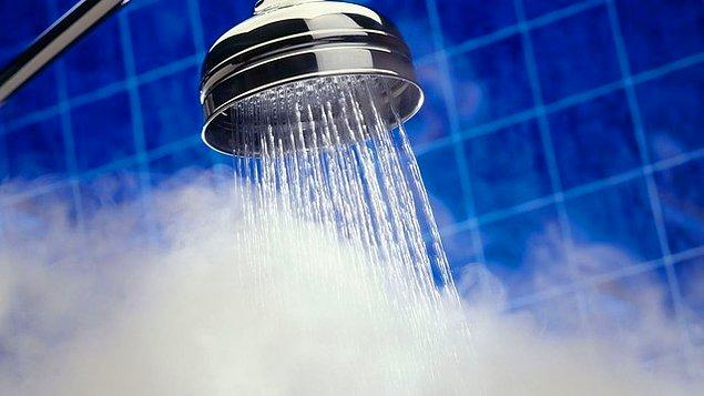 5. Sıcak suda haşlanarak ölme olasılığınız 2 kat daha muhtemel bir durumdur.