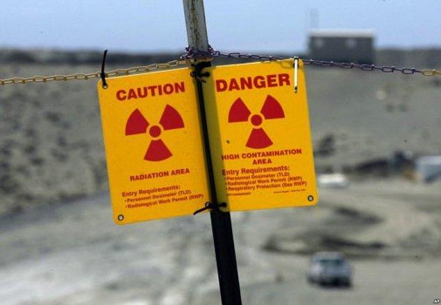 1. Nükleer sızıntı sebebiyle ölme olasılığınız büyük ikramiyeyi tutturma olasılığınızdan daha yüksektir.