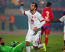 Galatasaray İzmir'de Gol Olup Yağdı