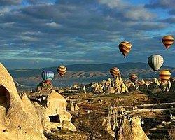 Kapadokya'da Balon Düştü: 1 Ölü