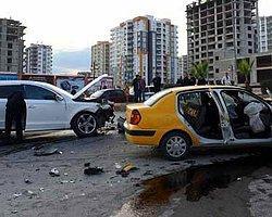 Servet Çetin Trafik Kazası Geçirdi!