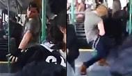 Beykoz-Kadıköy Hattı Otobüsünde Dans Edİp Kendinden Geçen Adam