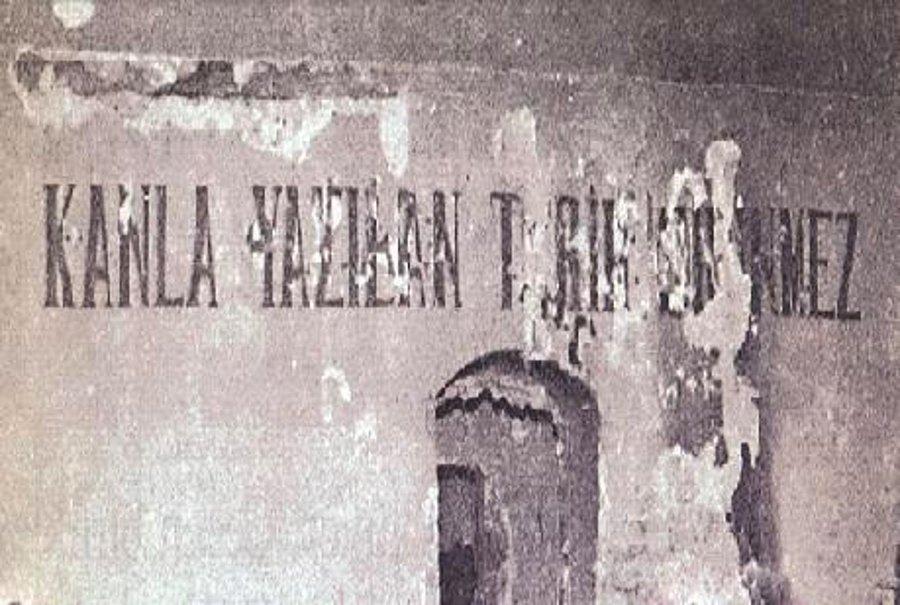 26 Eylül 1999 Ankara Ulucanlar: KANLA YAZILAN TARİH SİLİNMEZ!
