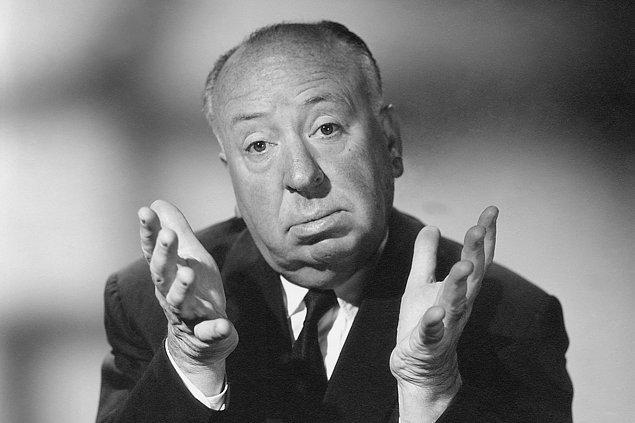 17. Ünlü yönetmen Alfred Hitchcock, hangisinden korktuğunu itiraf etmişti?