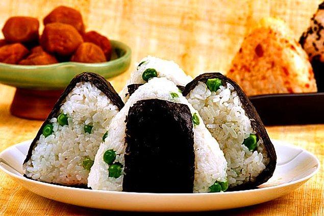 3. Onigiri