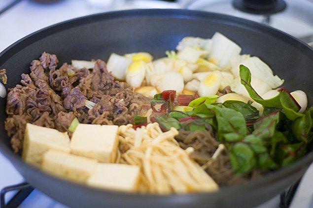 9. Sukiyaki