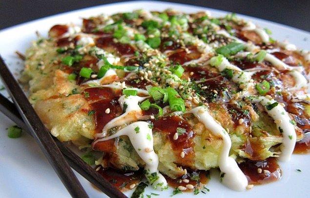 12. Okonomiyaki
