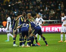 Tatsız Maçta Fenerbahçe Güldü