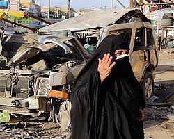Bağdat'ta Bombalı Saldırılarda 5 Ölü