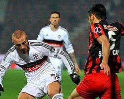 Beşiktaş, Antep'te Zehirlenmiş