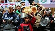990 Filistinli Açlıktan Öldü