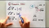 10 Dk. da Köklü Sayılar / TEOG (Tonguç Akademi)