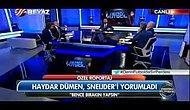 Ahmet Çakar Haydar Dümen Olursa / Beyaz Futbol