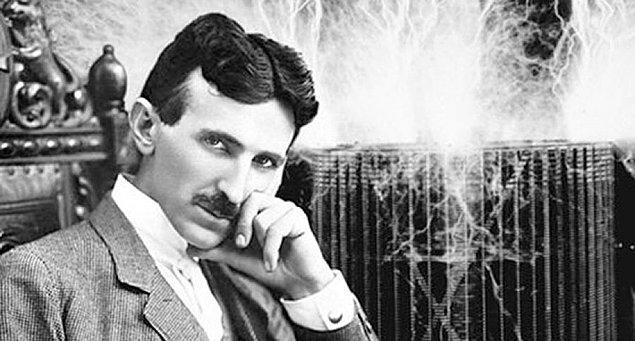 """Ve Tesla'dan sözler: """"Paranın başkaları için taşıdığı anlam, benim için bir şey ifade etmiyor."""""""