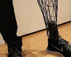 3D Yazıcıyla Titanyum Malzemeden Protez Üretildi