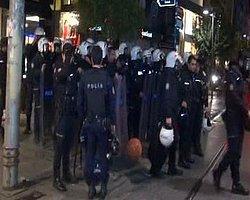 İstanbul ve Ankara'da Polis Müdahalesi
