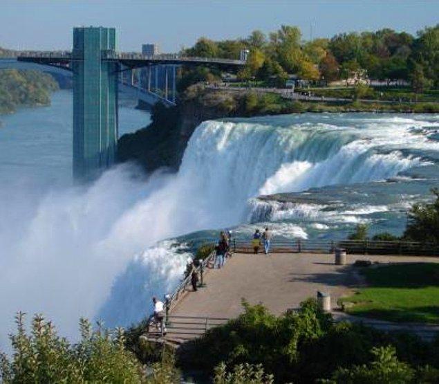 16. Tesla, dünyanın ilk hidroelektrik santralini Niagara şelalerinde gerçekleştirmiştir.
