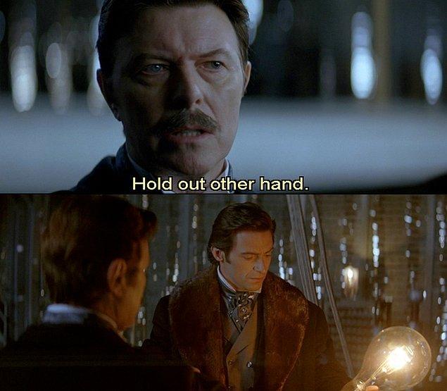 Prestij adlı 2006 yapımı filmde Nikola Tesla, David Bowie tarafından canlandırılıyor.
