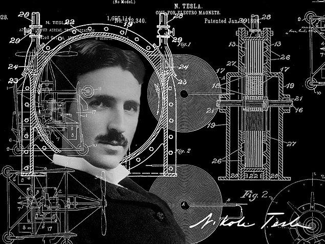 20. Bilim adamları bugün onun notlarını satır satır taramaya devam ediyor. Uçuk teorilerinin çoğu bugünün ünlü bilim adamları tarafından ispatlanıyor.