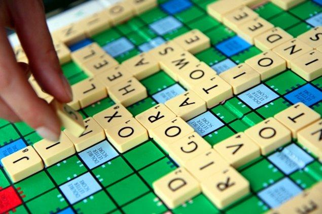 10- Romanya'da Scrabble oynamak yasak.