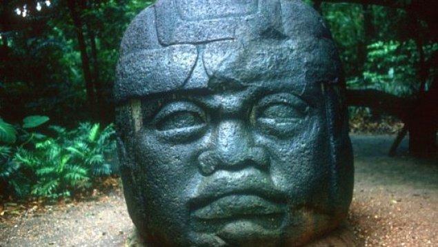 1. Olmec Dini