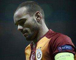 Galatasaray'dan Sneijder İtirafı Geldi