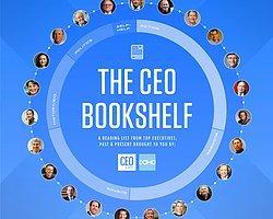 Haftasonu Okuması: 22 CEO ve Ellerinden Düşürmedikleri Kitapları