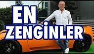 Türkiye'nin En Zengin 10 Kişisi