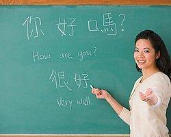 3. Çince dünyanın en çok konuşulan dili